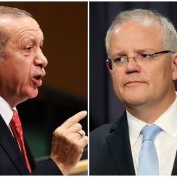 'Reckless' and 'Vile': Australian PM Hits Erdogan for Christchurch Comments