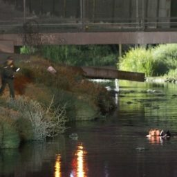 Two Migrants Rescued from California Border Canal — One Found Dead