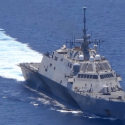 U.S. Defies China, Sails Warships Through Taiwan Strait