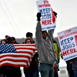 Union Workers Stand with Trump: 'Don't Let GM Off the Hook' for Plant Closures