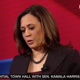 Harris on Allowing Boston Marathon Bomber to Vote from Prison: 'We Should Have That Conversation'