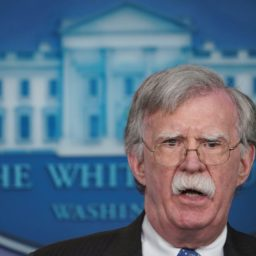 Bolton: Maduro Regime 'in a Bunker Somewhere,' U.S. Southern Command Says Forces 'on the Balls of Our Feet Ready to Go'