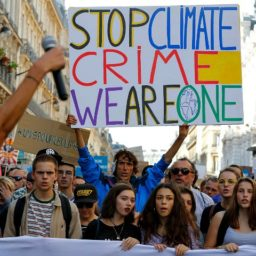'Global Warming' Not Scary Enough, Alarmists Rebrand 'Climate Crisis'