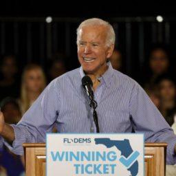 Joe Biden Gains 23 Endorsements from Florida Legislature