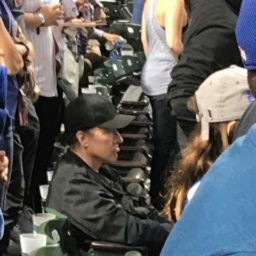 John Cusack Attacks 'MAGA F*cks' After Photo Shows Him Sitting During Cubs Game Military Salute