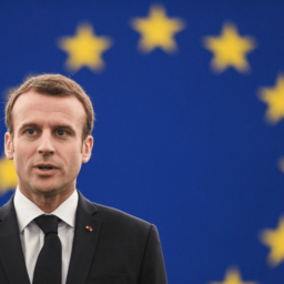 Macron Wants UK to Leave by October to Stop Brexit 'Polluting' EU
