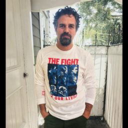 Marvel, Mark Ruffalo Sell 'Avengers' Shirts to 'Fight for Climate Justice'