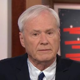 MSNBC's Matthews: Biden 'Trying to Rescue Us From Trumpism'