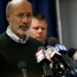 Pennsylvania Democrat Gov. Tom Wolf: 'Appalled' by Pro-Life Legislation