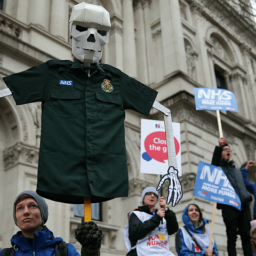 Police Investigate NHS Hospital Where Staff Had 'Disregard for Human Life'