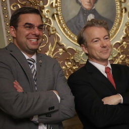 Rand Paul Swipes Justin Amash's Impeachment Fever: 'Antithesis of Libertarianism'