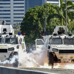Russia: U.S. Meddling in Venezuela Could 'Cause a Collapse'
