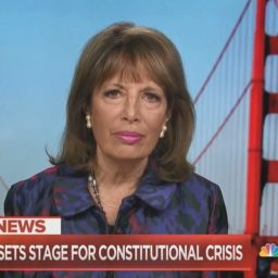 Speier: We Can 'Handcuff' People Who Ignore Subpoenas, I'd 'Start with' Barr