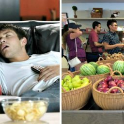 Survey Claim: 'Hungry' College Students Use Food Banks, 'Poverty Naps' to Survive