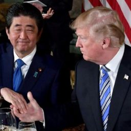 U.S. and Japan Battle China for Influence in Zimbabwe