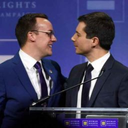 Yale Professor: Photo of Buttigieg and Husband Is 'Heterosexual'