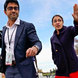 AOC's Chief of Staff: LGBTQ Native American Rep Enabling Racism with Immigration Vote