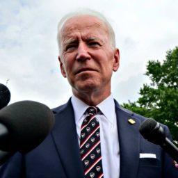 Biden Encounters Backlash for Praising Segregationists