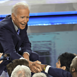 Biden Says He Is Being Criticized for Wanting to Bring the Country Together