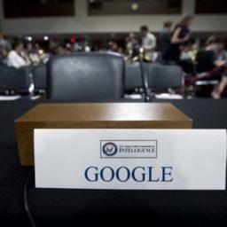 Bokhari: Google Denies Political Bias to the Senate – Yes, Really
