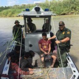 Border Patrol Rescues Five Migrants near Texas Border
