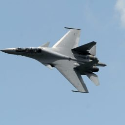 Chinese Fighter Jets 'Buzz' Canadian Navy Ships in East China Sea