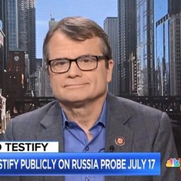 Dem Rep. Quigley: Trump Acts Like 'Putin Owns Him'