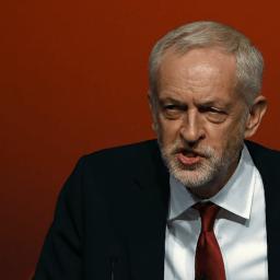 Far-Leftist Jeremy Corbyn Backs Protests Against President Trump