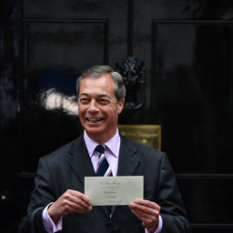 Farage: If Britain Doesn't Leave The European Union, 'Catastrophe' Conservatives 'In Very Real Trouble'