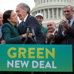 Green New Deal Author Sen. Ed Markey Broke 'No Fossil Fuel Money' Pledge