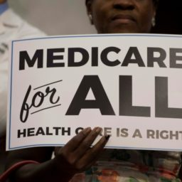 Half of House Democrats Back Medicare for All