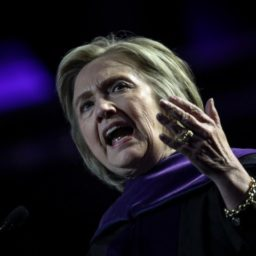 Hillary Clinton Bashes President Trump in Hunter College Commencement Speech