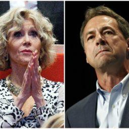 Jane Fonda to Help Host Hollywood Fundraiser for White House Hopeful Steve Bullock