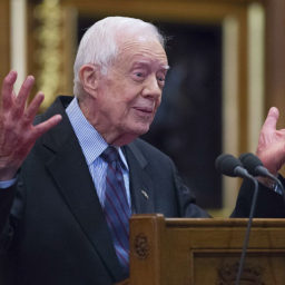 Jimmy Carter: Trump Administration Torture and Kidnap Migrant Children
