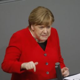 Merkel Insists 'I'm Fine' After Public Shaking Incidents