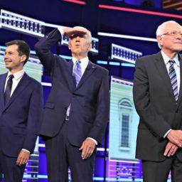 Nolte: Slow Joe Biden Committed 8 Major Gaffe's at Democrat Debate
