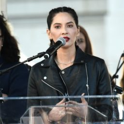 Olivia Munn Calls for Consequences Against Hollywood's Accused Sex Abusers