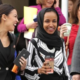 Omar Backs Ocasio-Cortez on Concentration Camp Comparison, 'That's the General Definition'