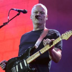 Pink Floyd's David Gilmour Donates $21.5 Million in Guitar Sales to Fight Global Warming