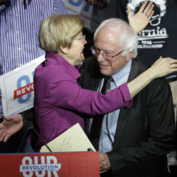 Report: Warren, Sanders Pact Not to Diss Each Other on Campaign Trail Showing Cracks
