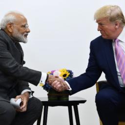 Trump Talks Iran, Trade, and Defense with India's Modi at G20 Summit