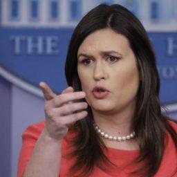 Watch — Sarah Sanders' Top 8 Moments as White House Press Secretary