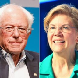 2020 Poll Shows Warren Pushing Sanders Out of Second Place