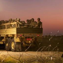 Acting Defense Secretary Richard Spencer Approves Additional 2,000 Troops to Southern Border