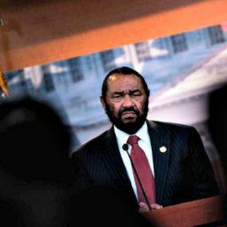 Al Green's Articles of Impeachment Fail 332-95; 137 Democrats Vote to Set Aside