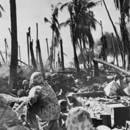 Heroes All: Remains of 22 U.S. Servicemen Killed During WW II Battle of Tarawa Return Home