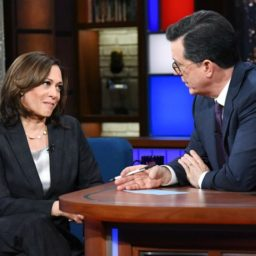 Kamala Harris: Trump's Squad Attacks Have 'Defiled the Office of President'