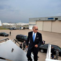 'Middle Class Joe' Biden Spent More than $256K on Private Plane Travel