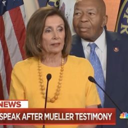 Pelosi: 'Outstanding Matters' Have to Be Resolved Before We Make Impeachment Decision