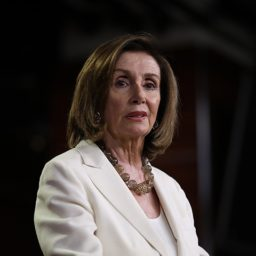 Pelosi: Trump Is Dishonoring, Degrading, Distracting America with Squad Attacks